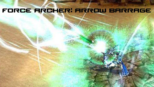 ArrowBarrageForceArcher