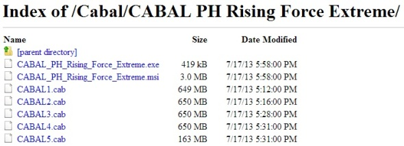Downloads: Cabal Online PH Game Client and Installation Guide