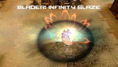 Infinity Blaze: Blader