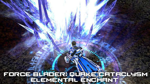 Quake Cataclysm: Force Blader